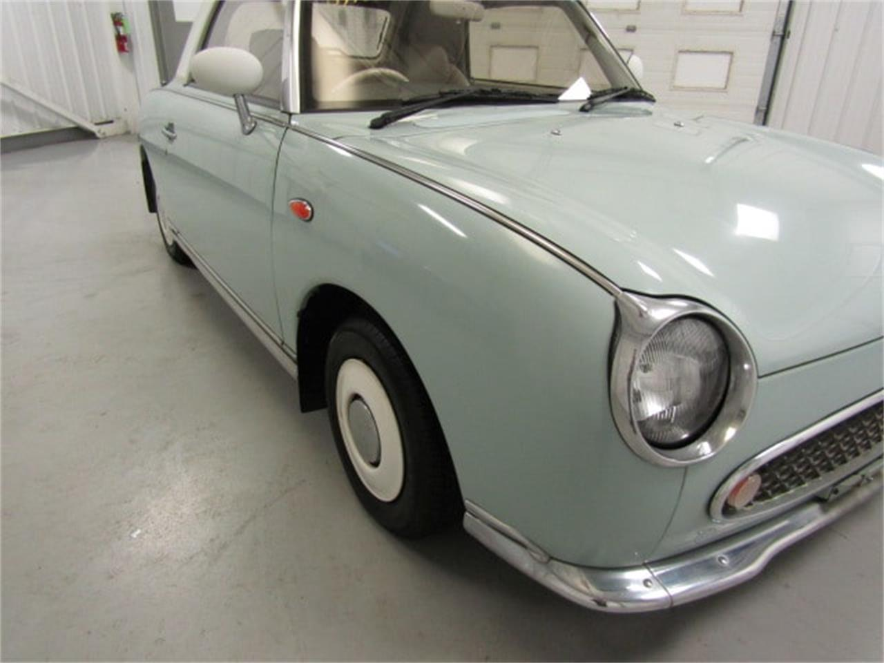Large Picture of 1991 Nissan Figaro located in Christiansburg Virginia - $9,900.00 Offered by Duncan Imports & Classic Cars - K3VW