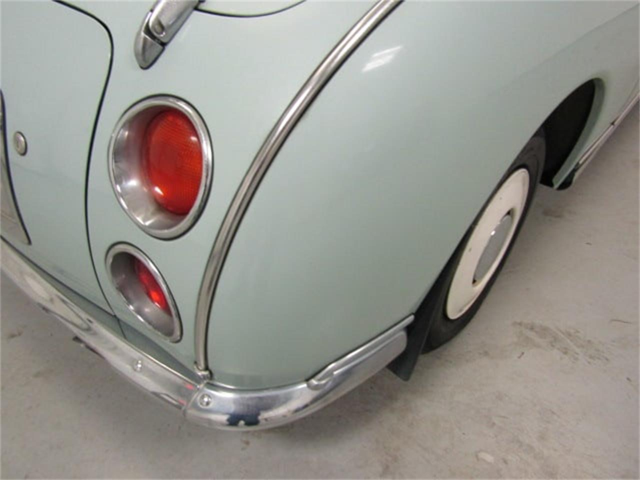 Large Picture of '91 Nissan Figaro located in Virginia - K3VW