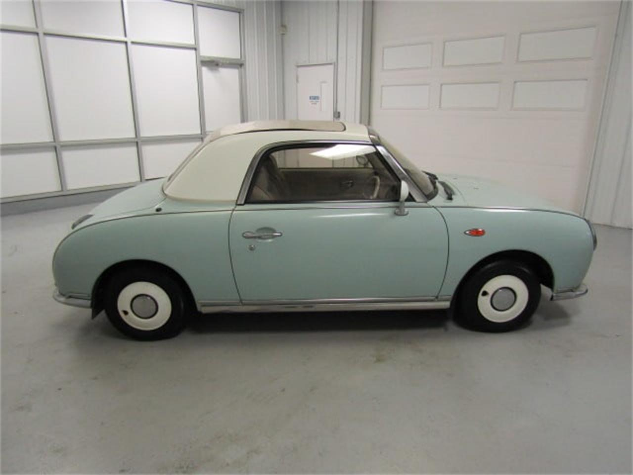 Large Picture of '91 Nissan Figaro - K3VW