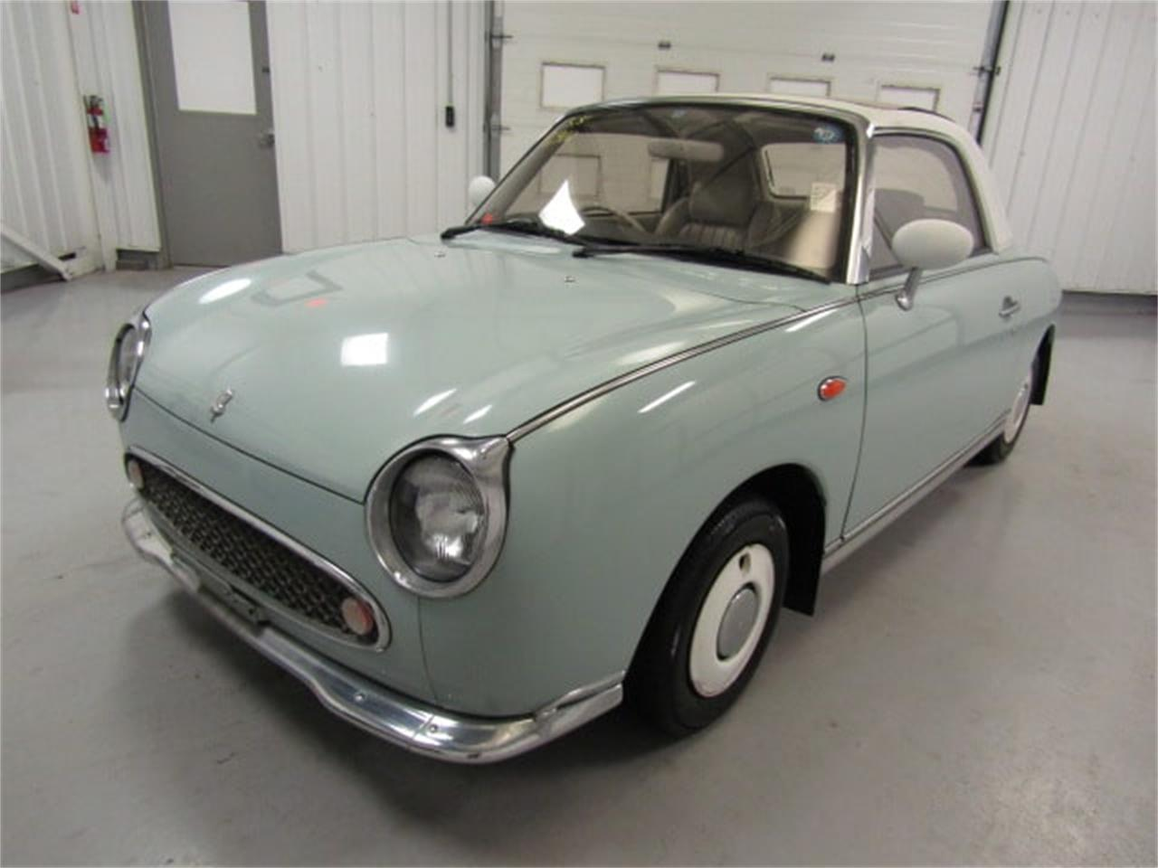 Large Picture of 1991 Nissan Figaro - $9,900.00 Offered by Duncan Imports & Classic Cars - K3VW