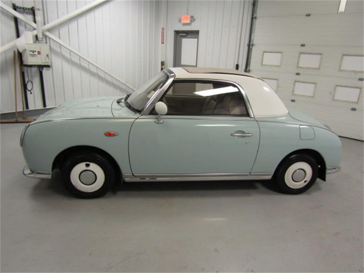 Large Picture of '91 Nissan Figaro Offered by Duncan Imports & Classic Cars - K3VW