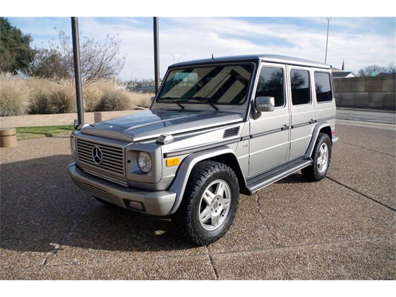 Large Picture of '05 G-Class - K3WC