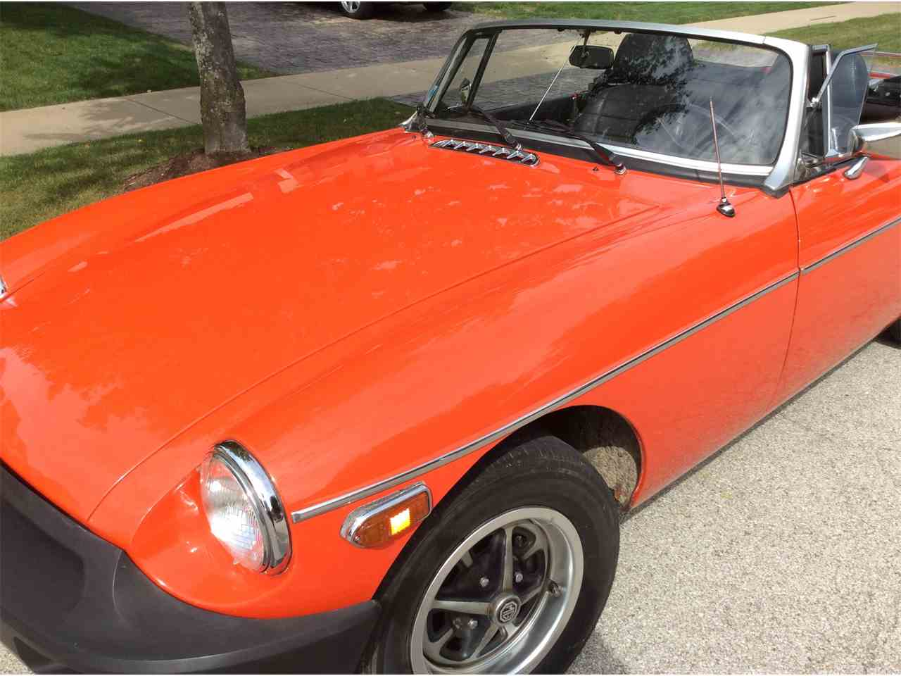 Large Picture of '79 MGB - K3YT