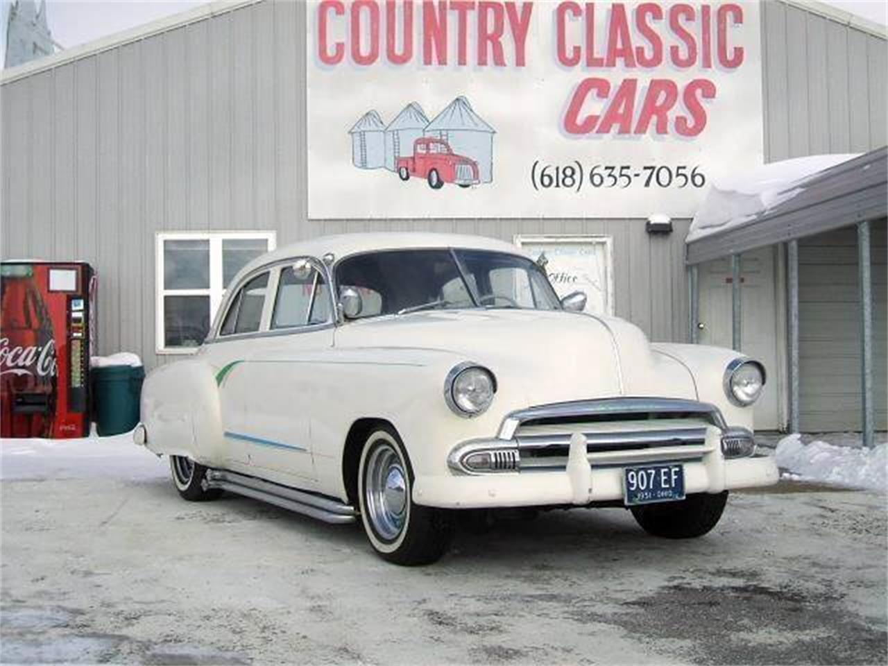 Large Picture of '51 Chevrolet Street Rod located in Illinois - $8,250.00 - K3ZE