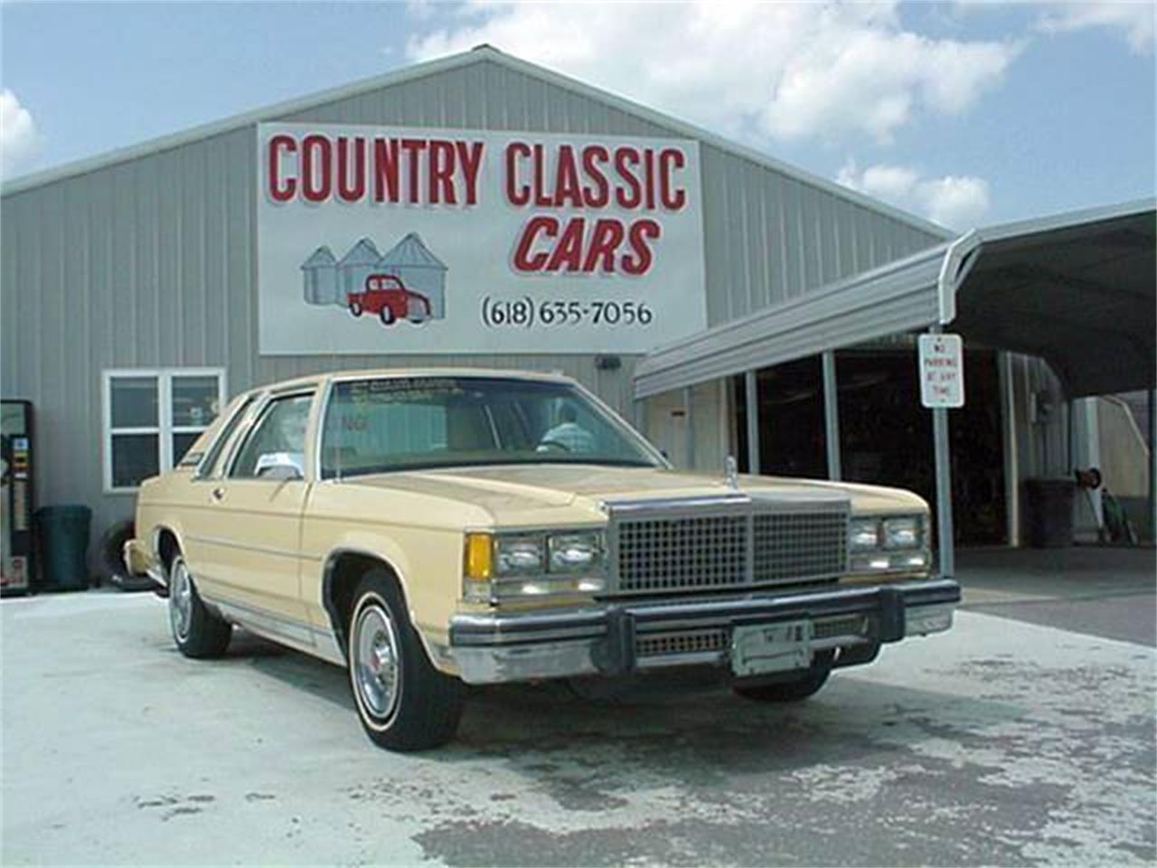 Large Picture of 1979 Ford LTD located in Staunton Illinois - $2,250.00 Offered by Country Classic Cars - K3ZI