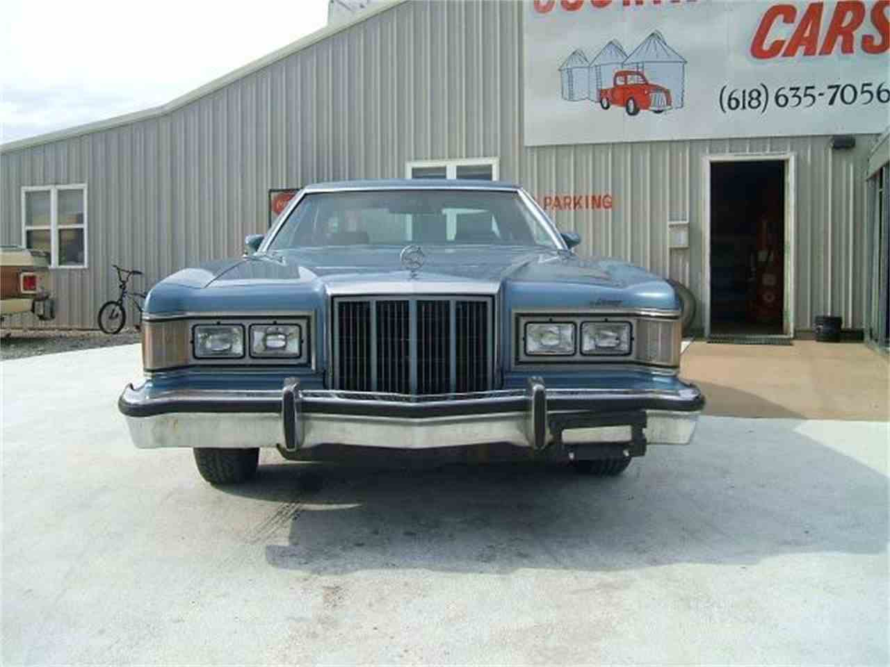 Large Picture of '79 Cougar located in Illinois Offered by Country Classic Cars - K3ZK