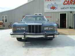 Picture of '79 Mercury Cougar located in Staunton Illinois - $3,550.00 Offered by Country Classic Cars - K3ZK