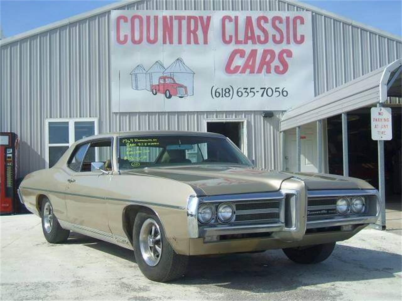 Large Picture of Classic '69 Bonneville Offered by Country Classic Cars - K3ZM