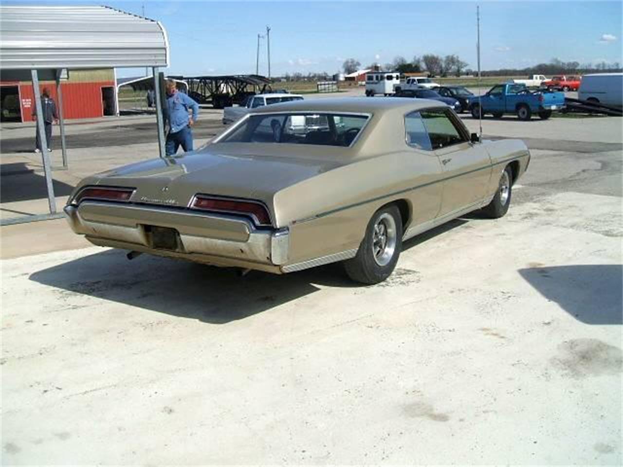 Large Picture of '69 Pontiac Bonneville - K3ZM