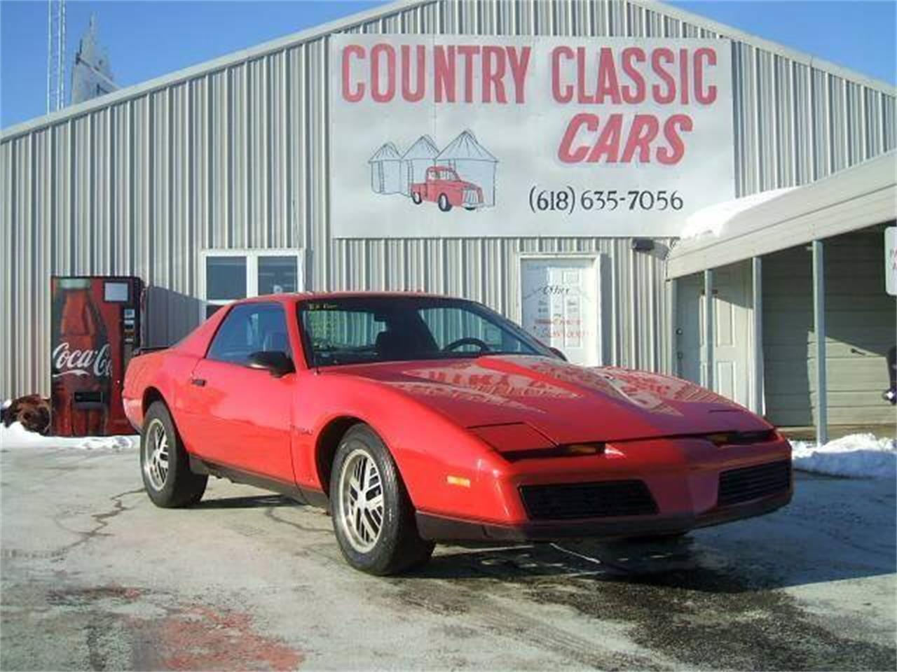 Large Picture of 1983 Firebird Trans Am - $6,550.00 Offered by Country Classic Cars - K3ZP