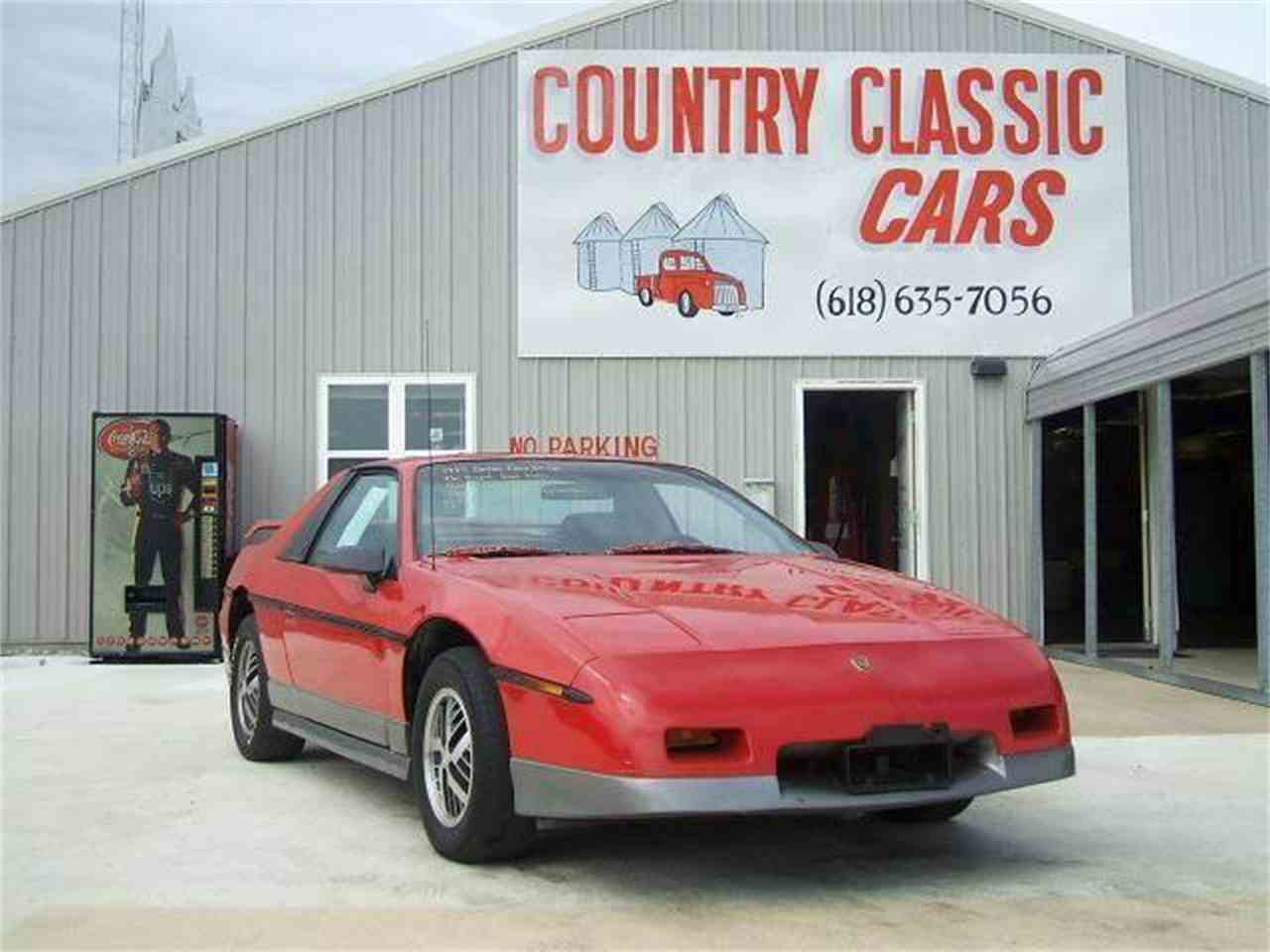 Large Picture of '85 Fiero - K3ZU