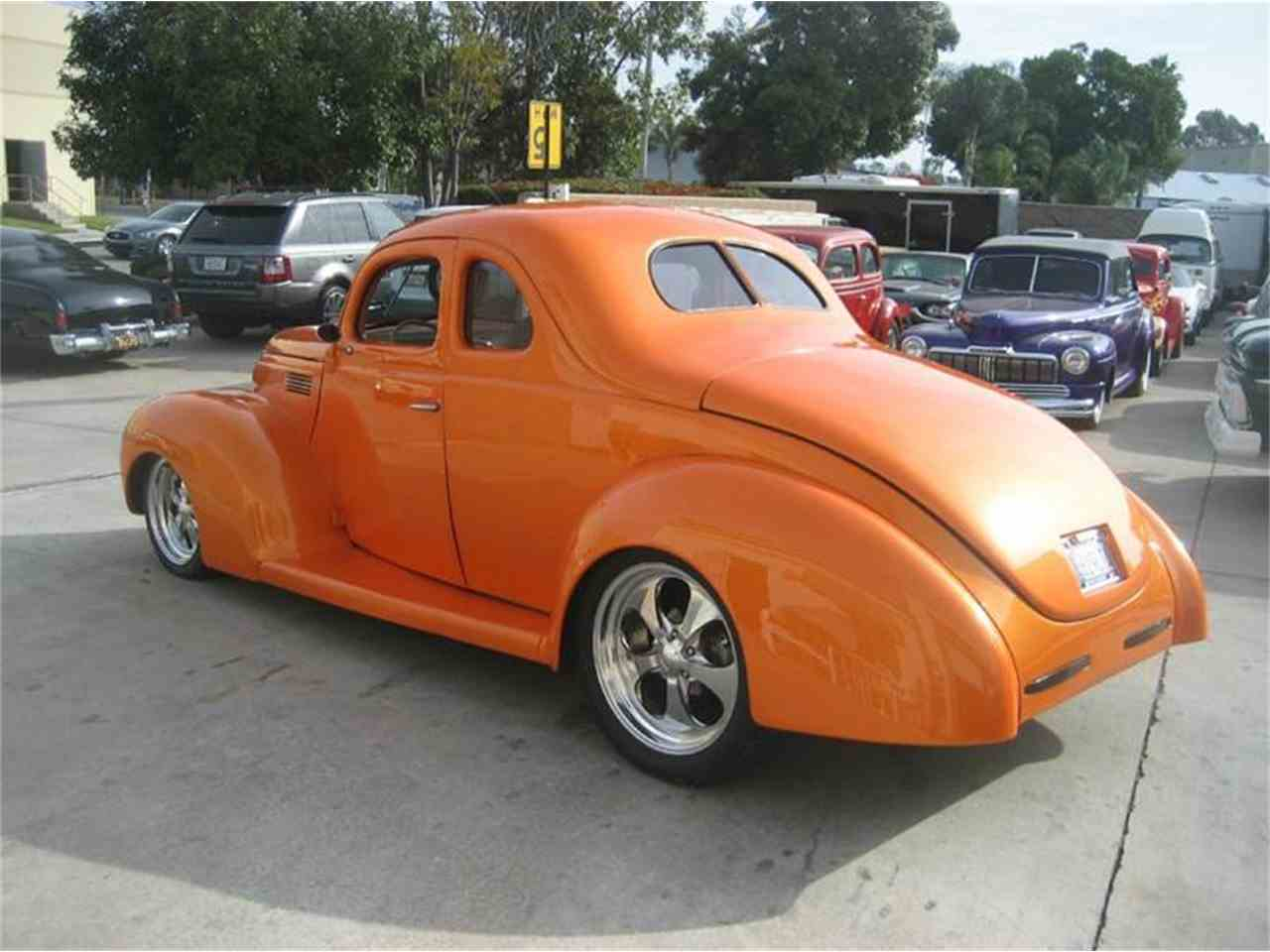 Large Picture of '39 2-Dr Coupe - JXNN