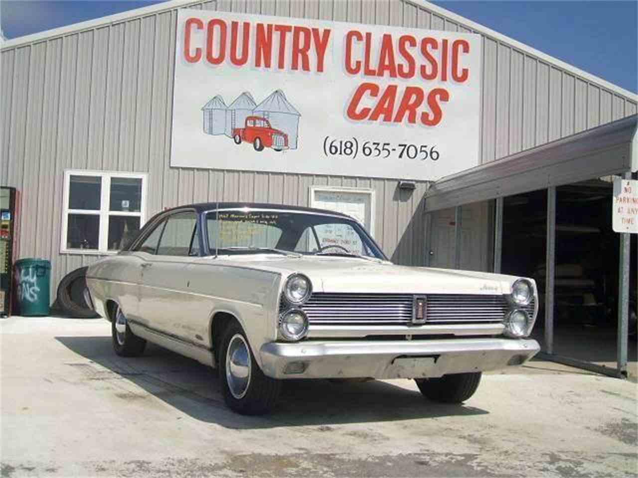 1967 Mercury Capri for Sale | ClassicCars.com | CC-938305
