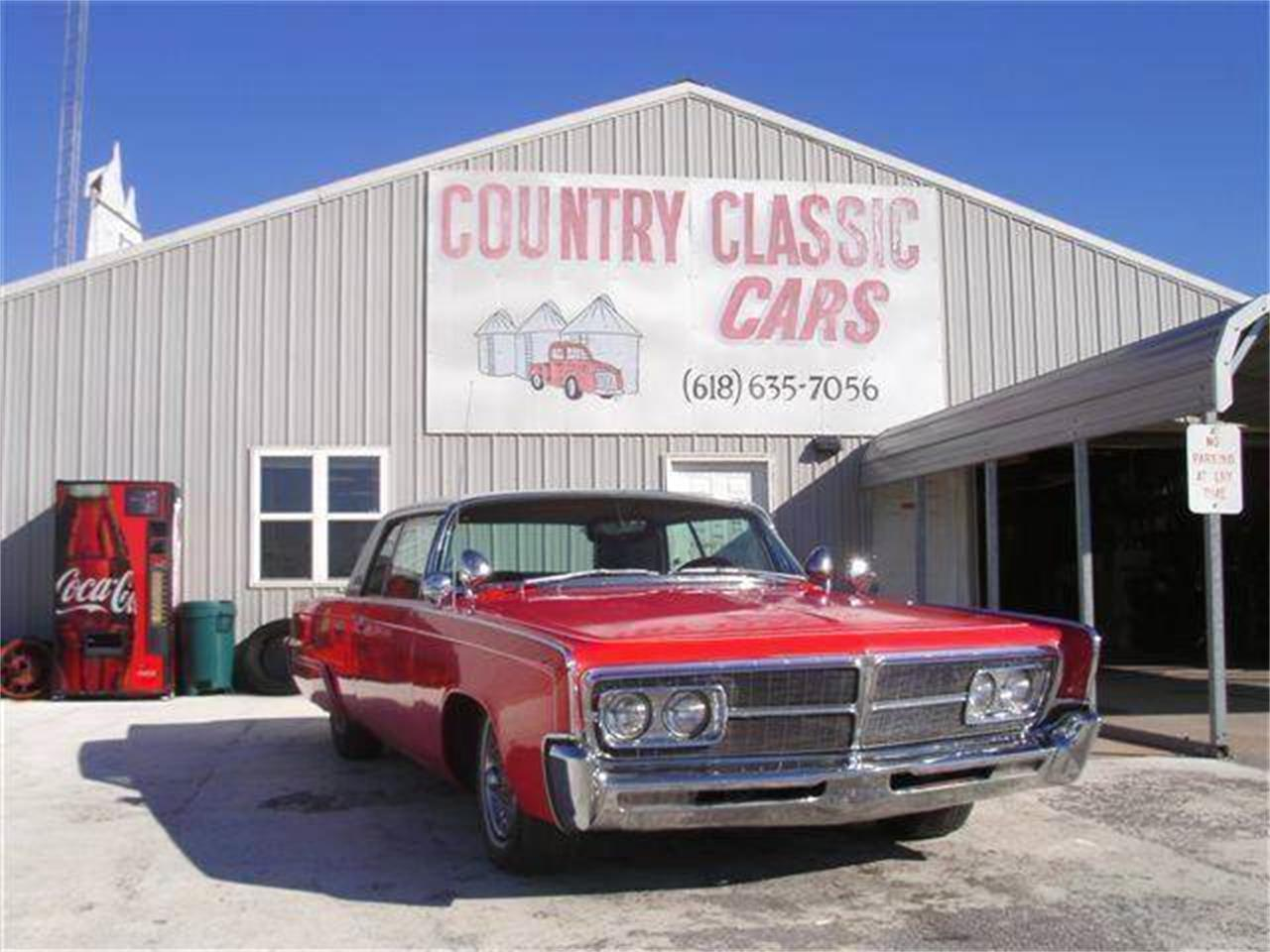 Large Picture of '65 Crown Imperial - K405