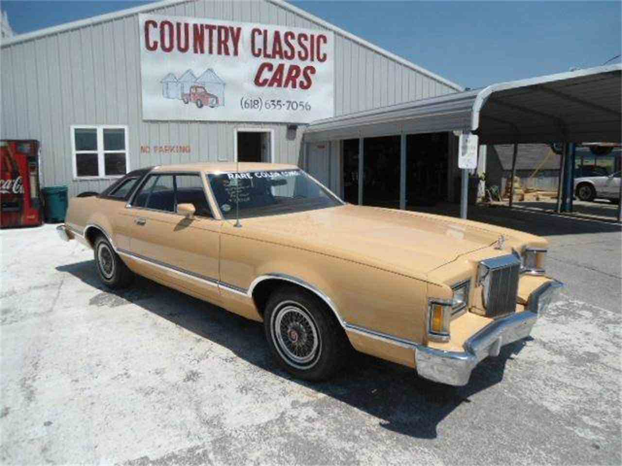 Large Picture of '78 Cougar - K408