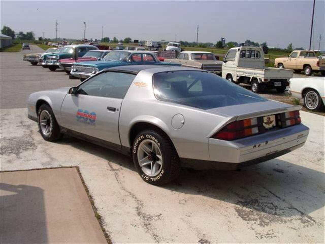 Large Picture of '82 Camaro - K40B