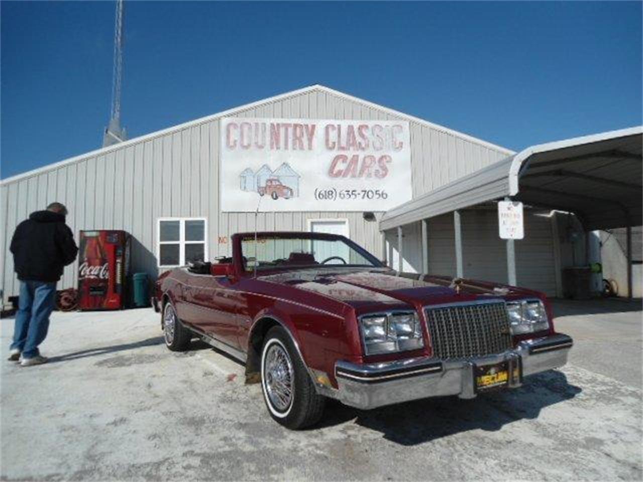 Large Picture of '83 Riviera - K40C