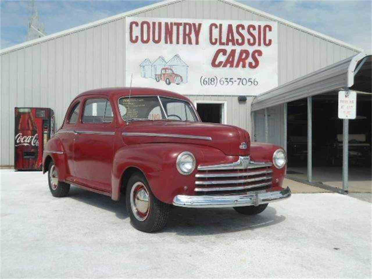 1948 ford super deluxe for sale cc 938322. Black Bedroom Furniture Sets. Home Design Ideas
