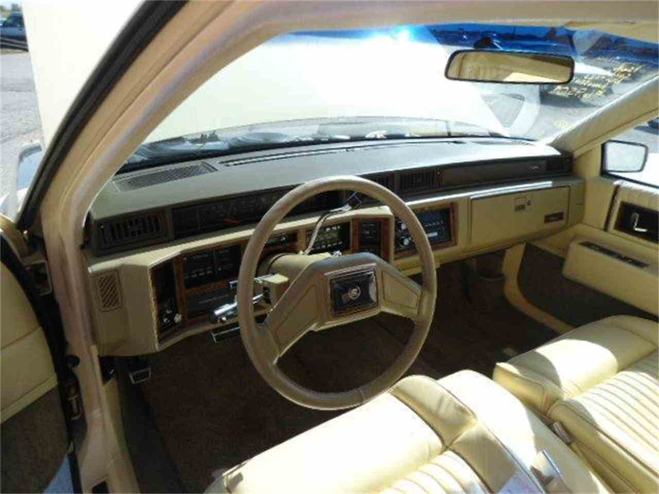 Large Picture of '85 Fleetwood - K40L