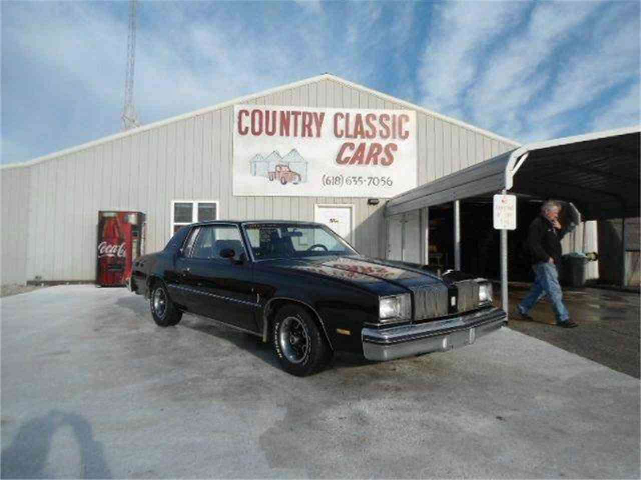 Large Picture of 1978 Cutlass Supreme located in Illinois Offered by Country Classic Cars - K40R