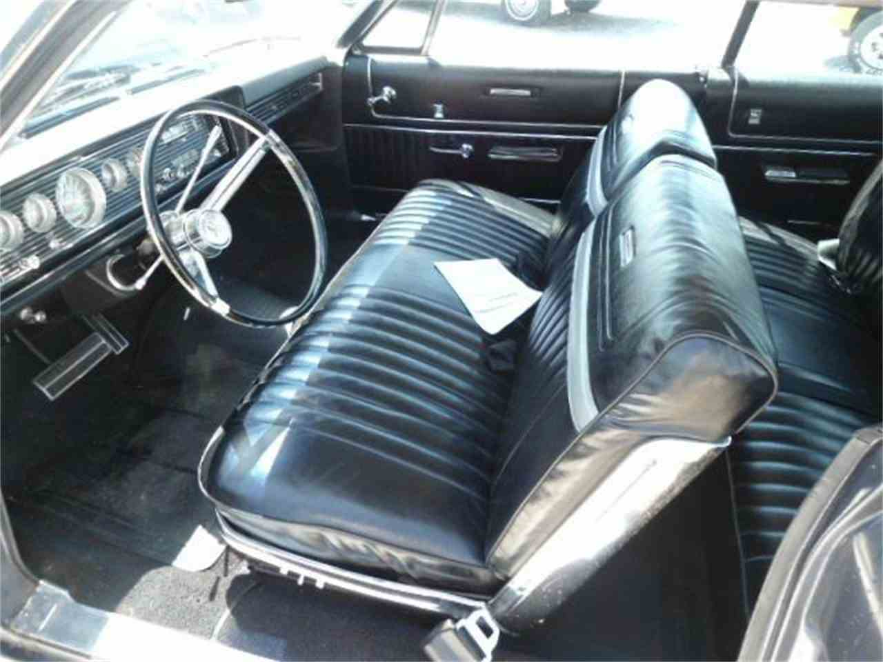 Large Picture of '66 Monterey - K413