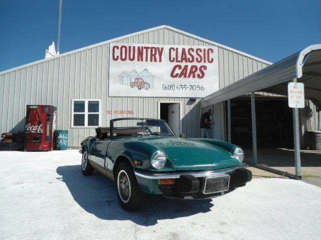 Picture of '77 Spitfire located in Illinois - $5,950.00 Offered by  - K417