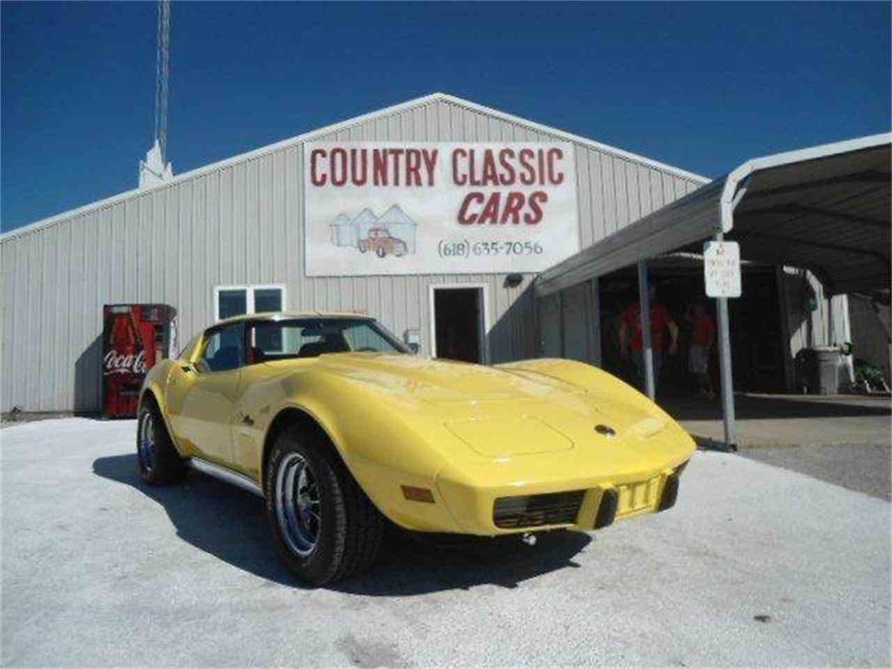 Large Picture of '76 Corvette Stingray - K41A