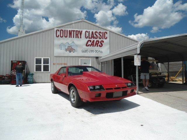Picture of 1984 Chevrolet Camaro located in Staunton Illinois - $5,950.00 - K41O