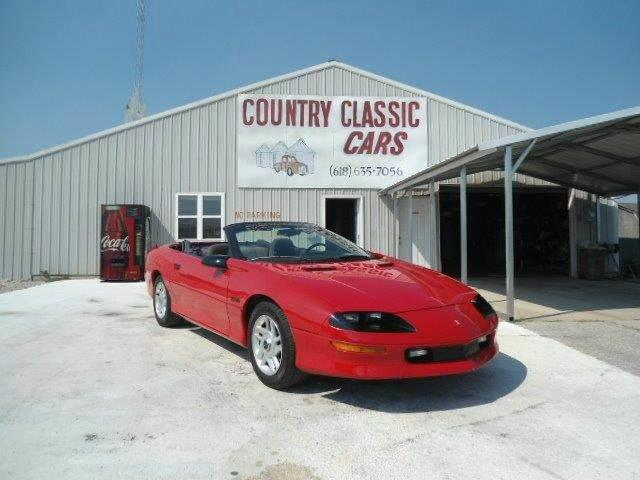 Picture of '94 Camaro - K41R