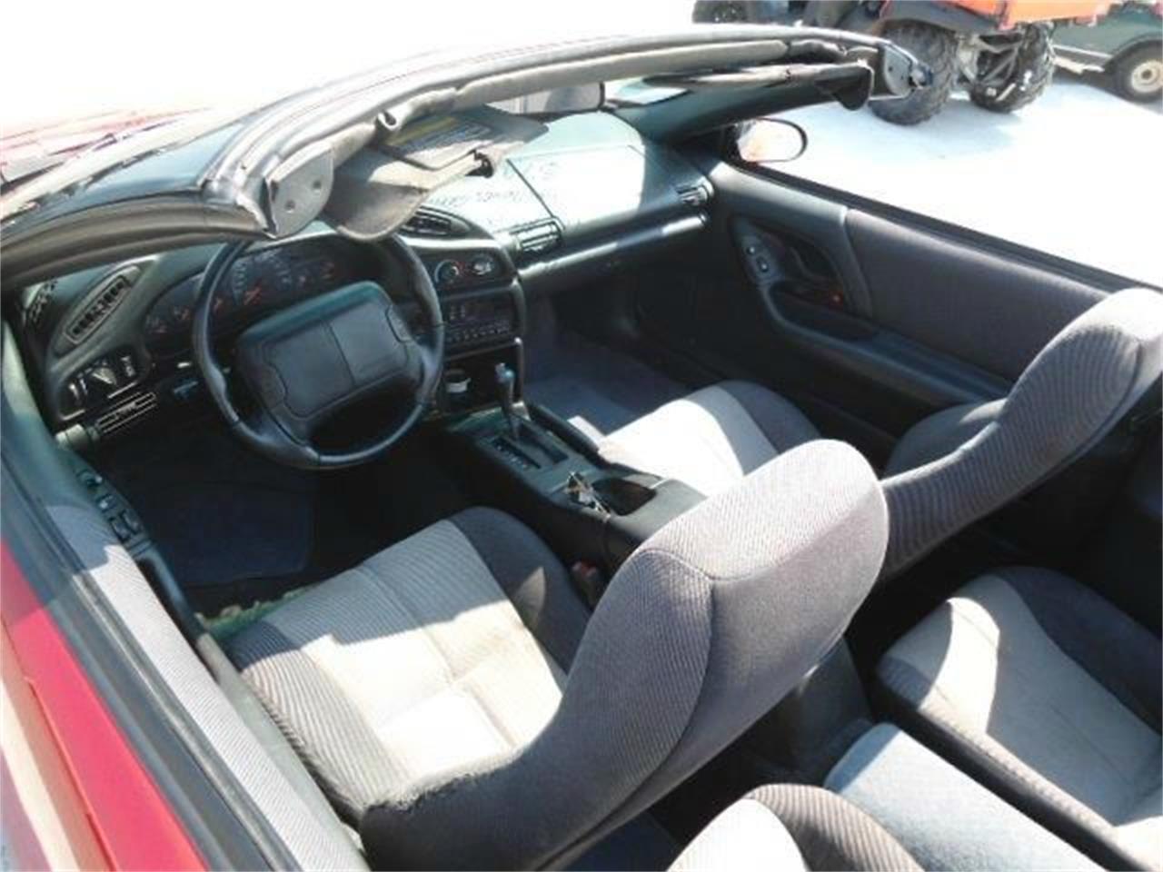 Large Picture of '94 Camaro - K41R
