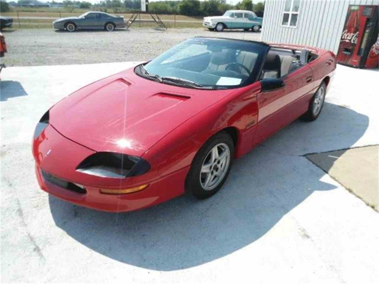 Large Picture of '94 Camaro - K41R