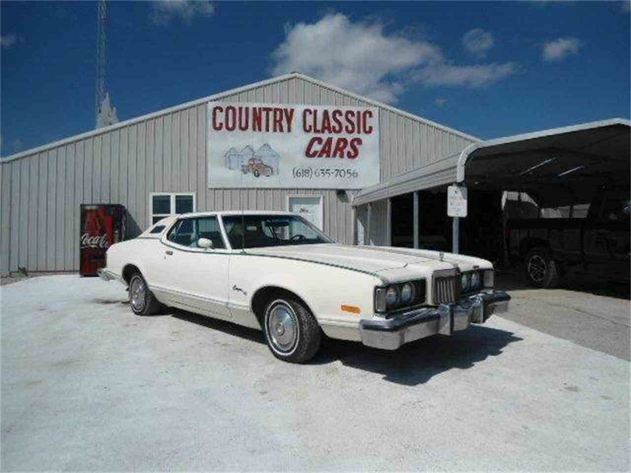 Large Picture of 1974 Cougar - $6,950.00 Offered by Country Classic Cars - K420