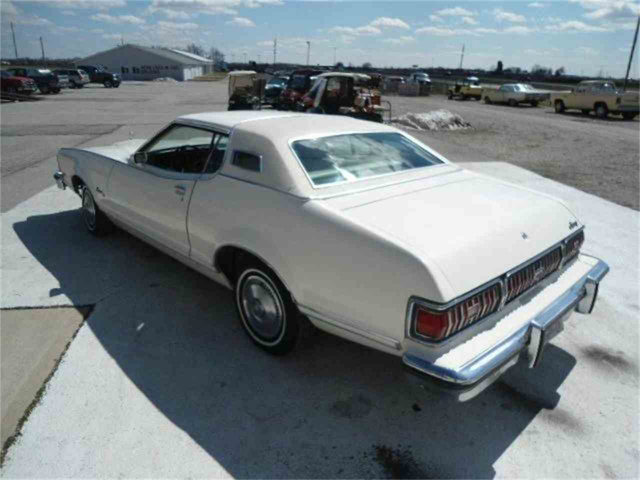 Large Picture of '74 Mercury Cougar - K420