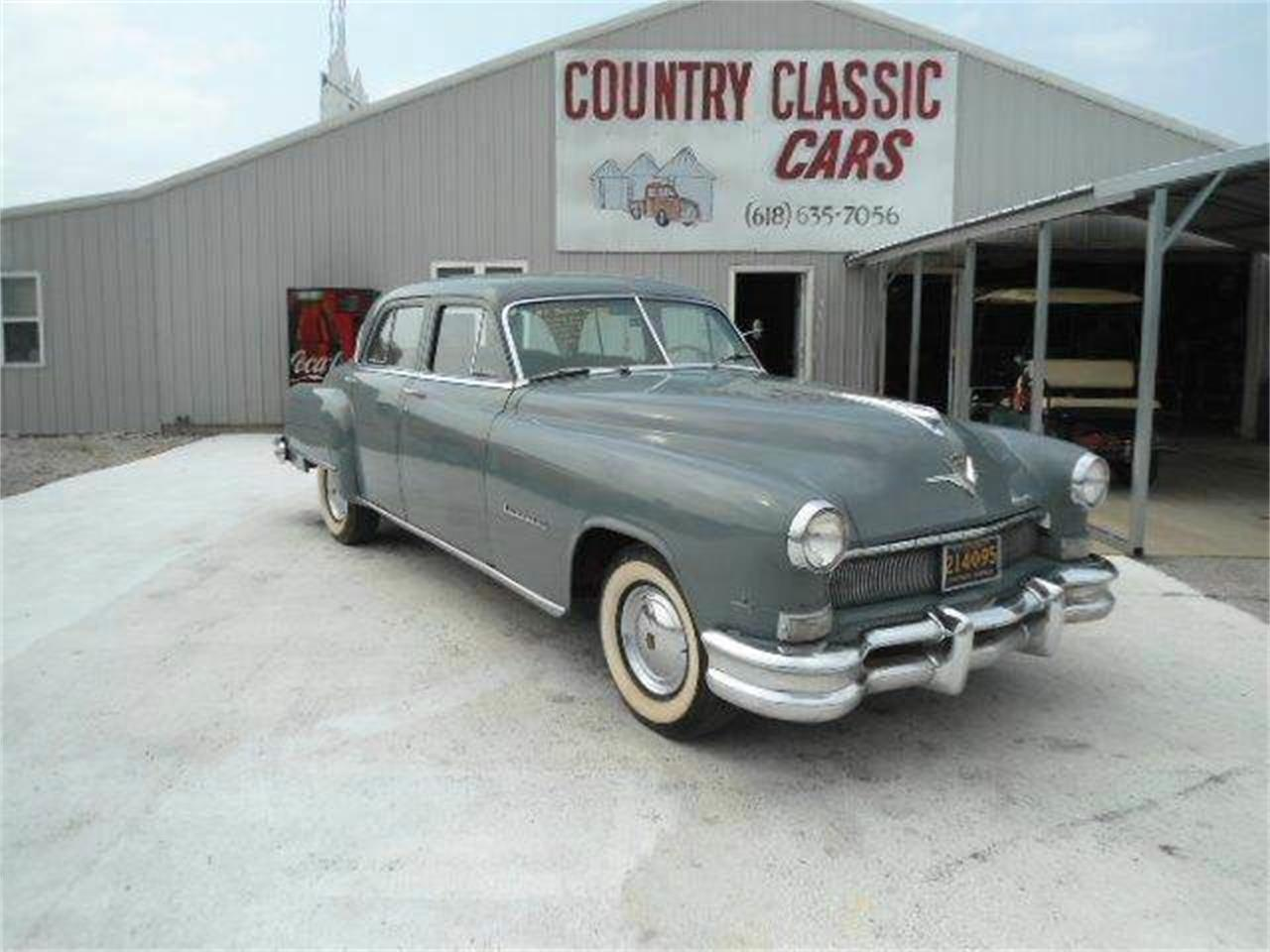Large Picture of Classic '51 Imperial - K423