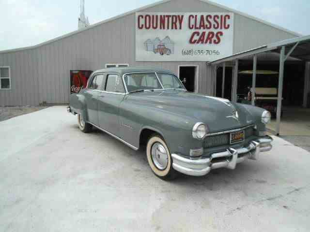Picture of '51 Imperial - K423