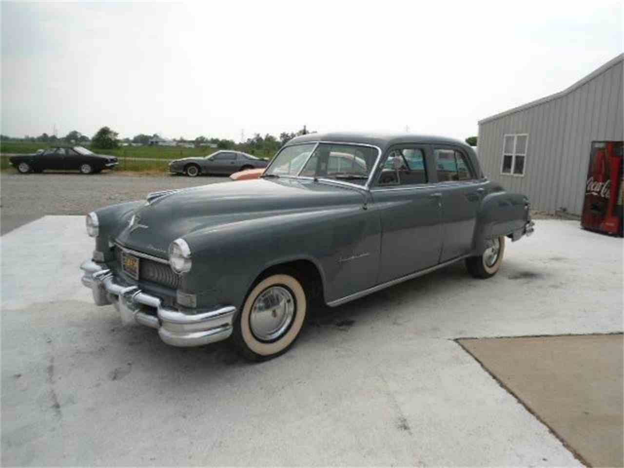 Large Picture of '51 Imperial - K423