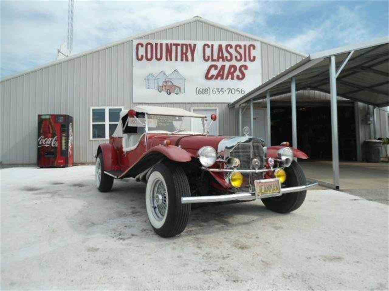 1929 Mercedes-Benz Kit Car for Sale | ClassicCars.com | CC-938384