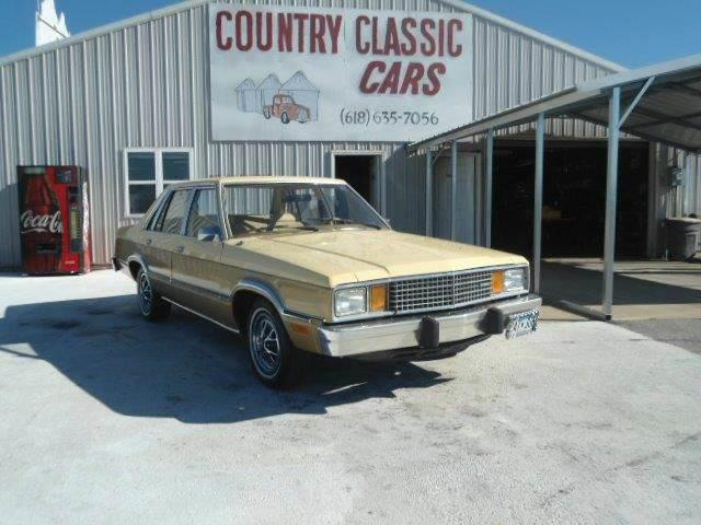 Picture of '81 Ford Fairmont located in Illinois - K42G