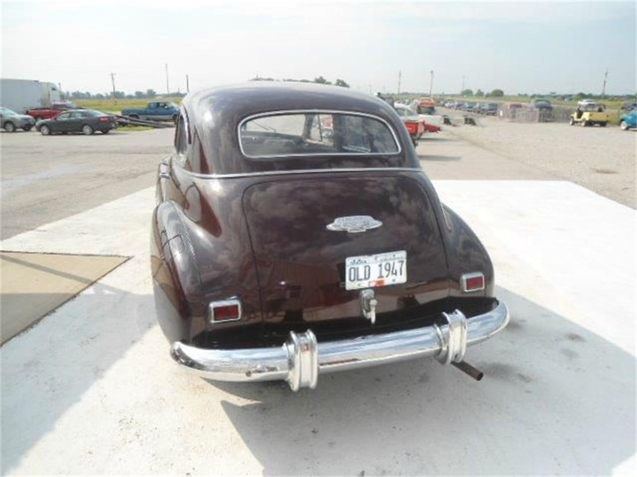 Large Picture of '47 4-Dr Sedan - K42H