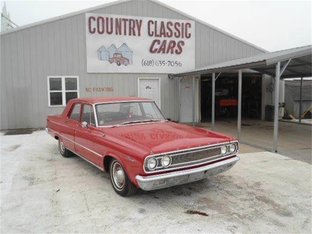 Large Picture of '65 Coronet - K42M
