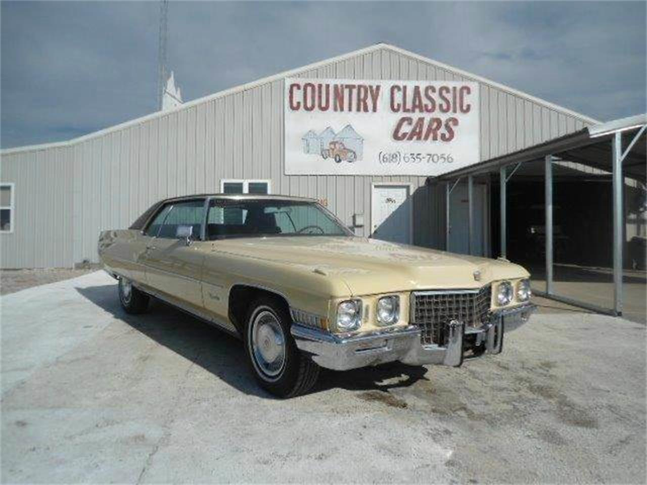 Large Picture of 1971 DeVille - K42N