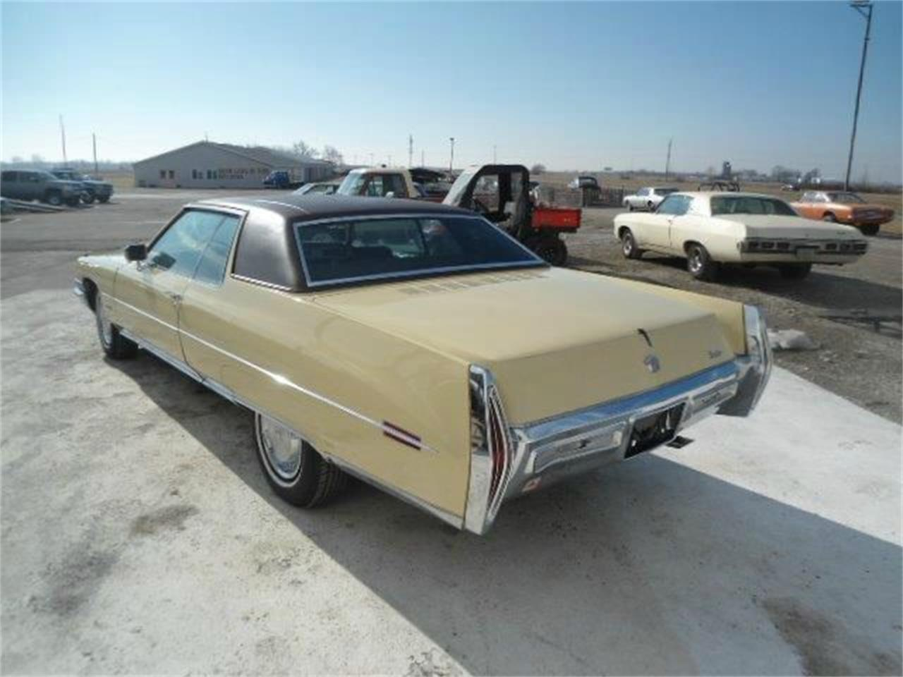 Large Picture of 1971 Cadillac DeVille Offered by Country Classic Cars - K42N