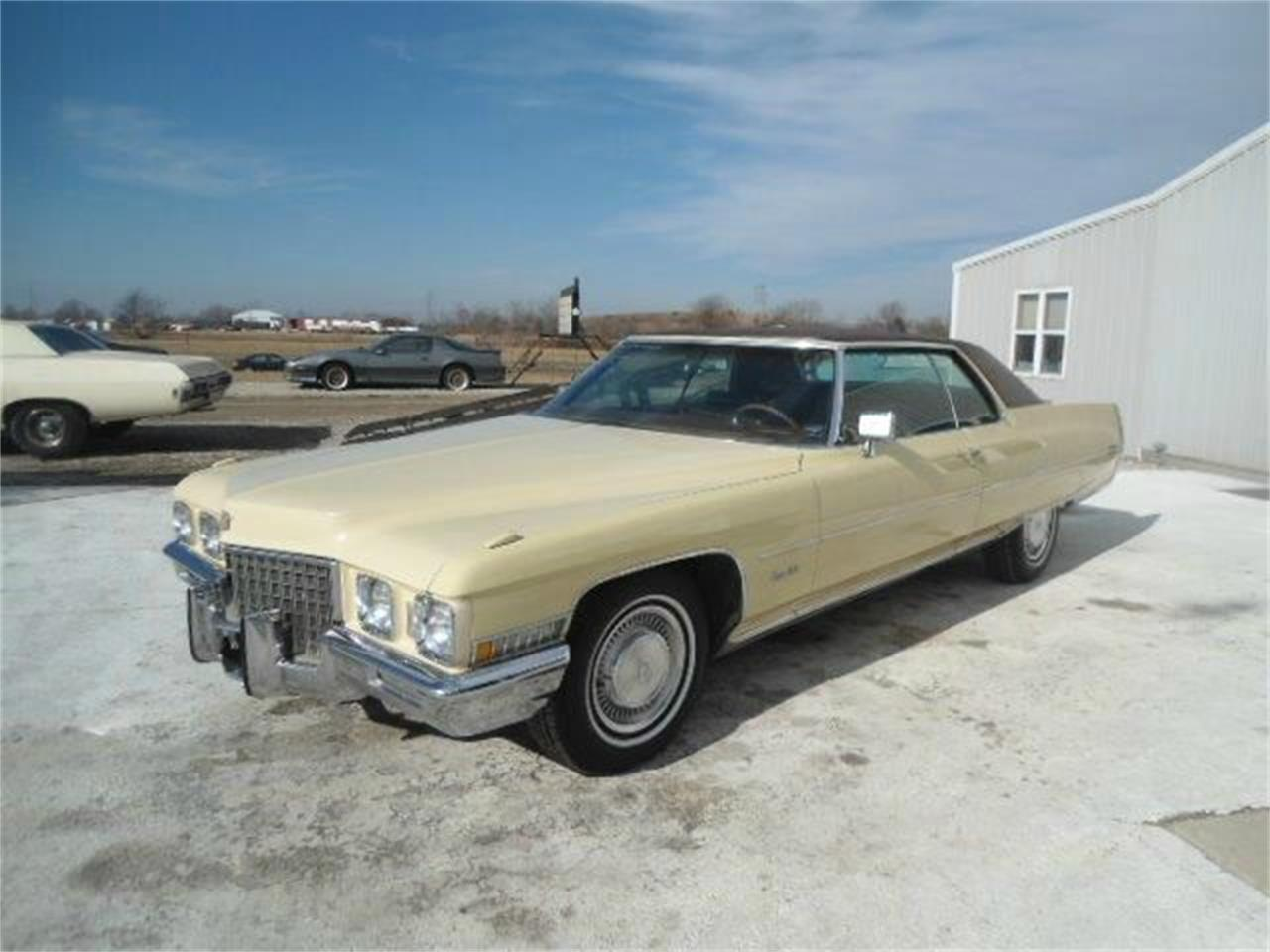 Large Picture of Classic '71 Cadillac DeVille - $7,950.00 - K42N