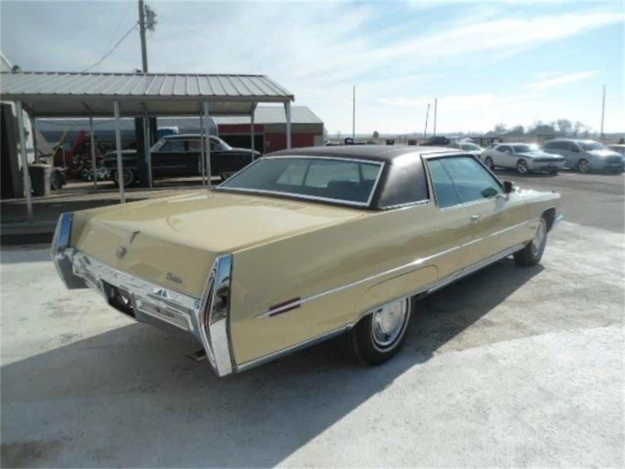 Large Picture of Classic '71 Cadillac DeVille located in Illinois - K42N
