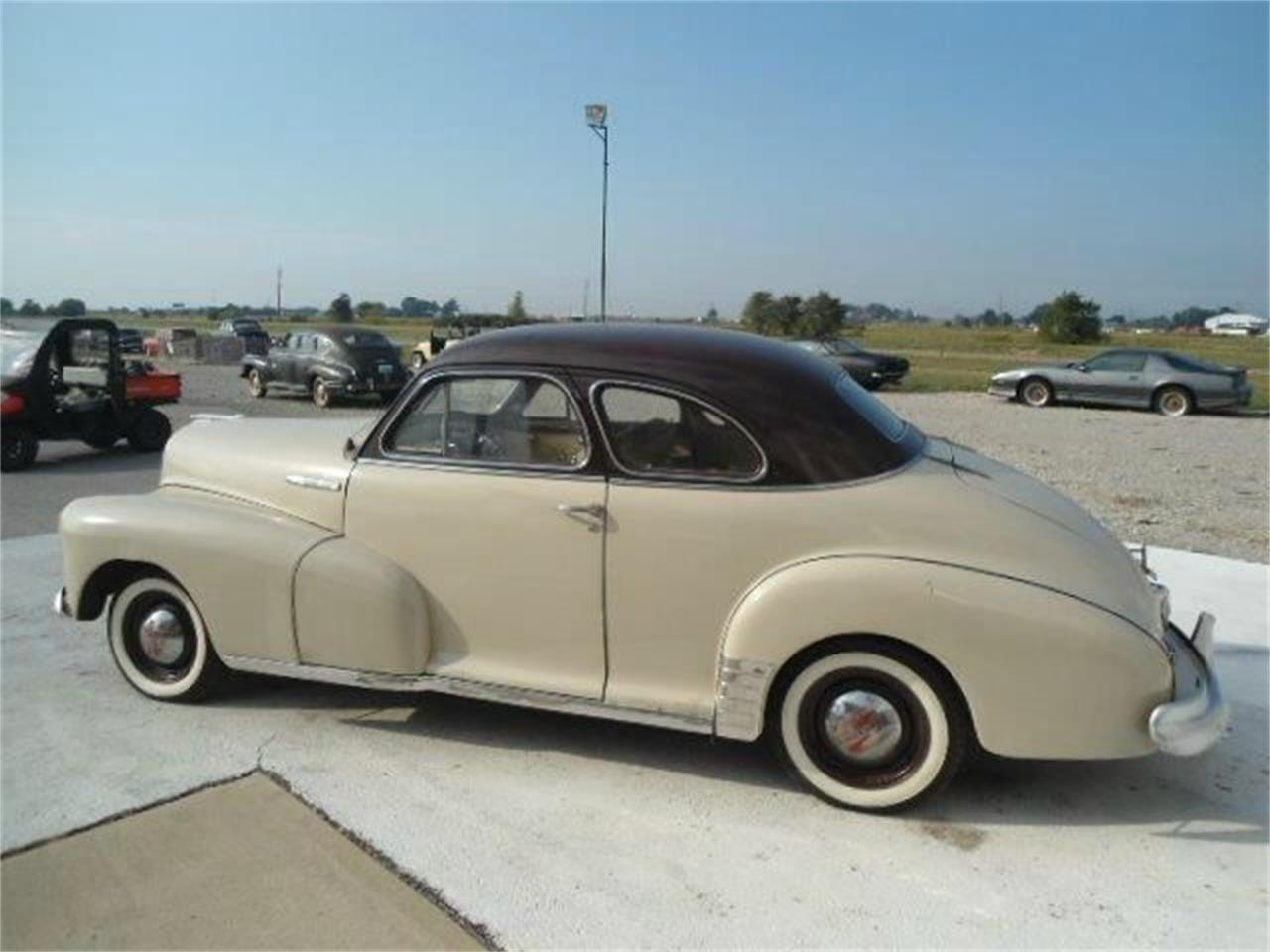 Large Picture of '47 Coupe Offered by Country Classic Cars - K431