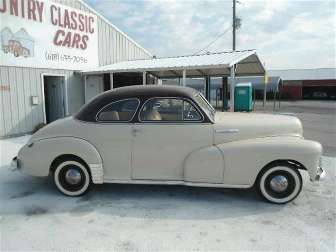 Large Picture of Classic '47 Chevrolet Coupe - $8,950.00 - K431