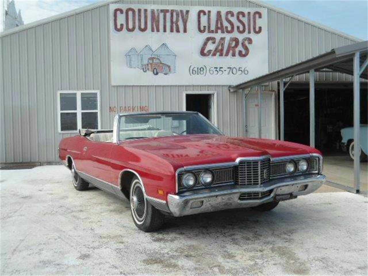 Large Picture of '72 LTD located in Illinois Offered by Country Classic Cars - K436