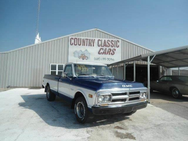 Picture of '70 Pickup - K43C