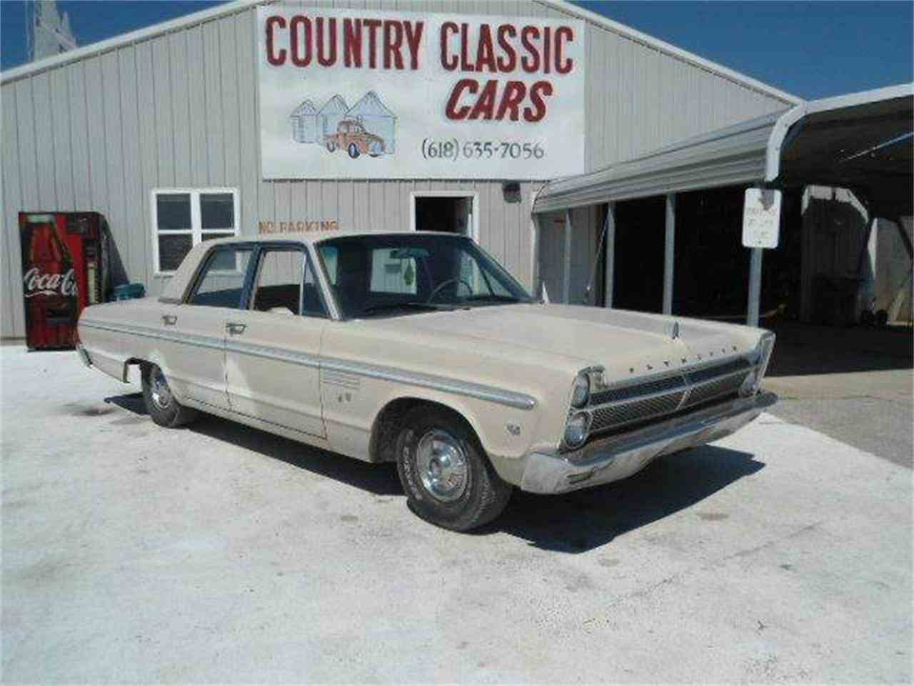 Large Picture of '65 Plymouth Fury III - $2,950.00 - K43D
