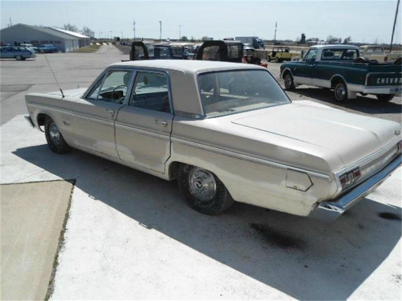 Large Picture of '65 Plymouth Fury III located in Illinois - $2,950.00 Offered by Country Classic Cars - K43D